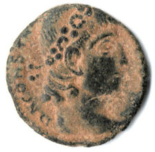 ANCIENT ROMAN COIN - CONSTANTINE II. 337-340AD - VOT X WITHIN WREATH  #DR98