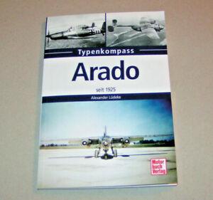 Typenkompass | Arado Flugzeuge - seit 1925 | Alexander Lüdeke | NEU 2020