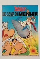 Carte postale affiche film Asterix et le coup du Menhir