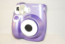 Polaroid 300, lomography,uses instax mini film, fantastic purple (b45) tested