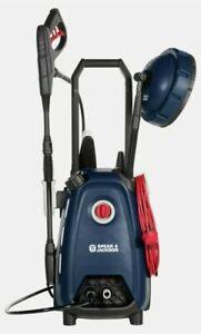 Spear & Jackson Pressure Washer 1800W S1810PW 100 Bar