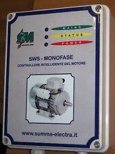Avviatore Soft-Start Monofase per motori monofasi con risparmio energetico