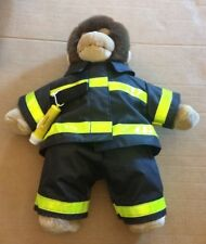 Build A Bear Monkey In Fireman Outfit 16""
