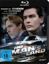 No Man's Land (1987) -  Blu-ray - New & Sealed - Charlie Sheen