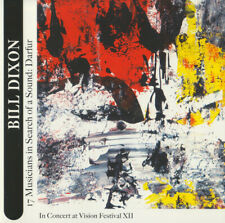 """Bill Dixon """"17 Musicians in Search of a Sound: Darfur"""" CD - large-ensemble jazz"""
