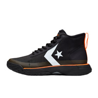 [Converse x Tinker Hatfield] Star Series BB Mid Basketball Shoes- Black(165592C)