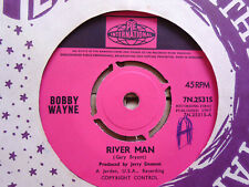 Bobby Wayne - River Man - 1965 UK Pressing