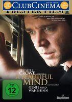 PAUL/CONNELLY,JENNIFER/CROWE,RUSSELL BETTANY - A BEAUTIFUL MIND   DVD NEU