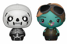 Pint Sized Heroes - Fortnite - Skull Trooper & Ghoul Trooper Figures