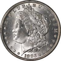 1883-CC Morgan Silver Dollar PCGS MS65 Blazing White Superb Eye Appeal
