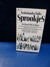 Buch : Nederlandse Volks Sprookjes  -  de Haan  -  Het Spectrum