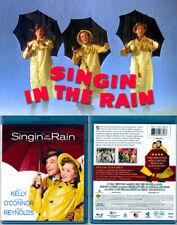 Blu-ray Gene Kelly SINGIN' IN THE RAIN Technicolor US musical singing OOP A/B/C