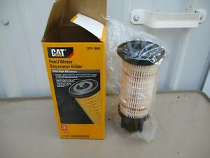 311-3901 CAT Fuel/Water Separator Filter Ultra High Caterpillar 3113901