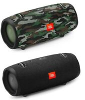 JBL Xtreme 2 Wireless Speaker BLACK Portable Waterproof Bluetooth Stereo Extreme