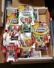 Bonka Zonks Series 1 Pack of 4 Lot of 5 Packs New and Sealed