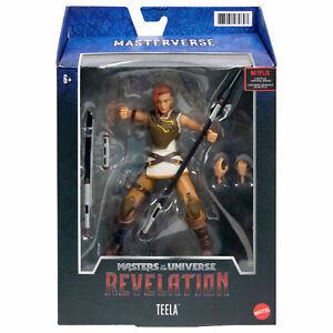 Mattel Masters of the Universe Revelation Masterverse Actionfigur Teela