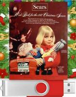 Vintage 1971 Sears Christmas Wishbook / Catalog On USB Drive See Pictures