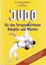Buch Judo für den fortgeschrittenen Kämpfer und Meister. Tipps zum Wettk. Erfolg