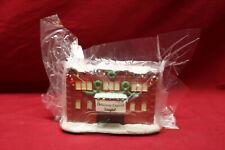 """Hawthorne Peanuts Christmas Village """"Christmas Pageant"""" Figurine"""