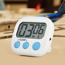 Fashion LED Digital Kitchen Cooking Timer Countdown Up Clock Loud Alarm