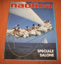 "Libri/Riviste/Giornali/Sport "" NAUTICA NOVEMBRE 1987 "" n° 307 / Anno XXVI"