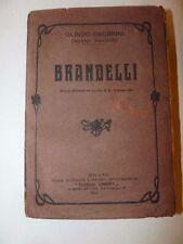 GUERRINI, Olindo: BRANDELLI Nuova edizione 1911 Lorenzo Stecchetti