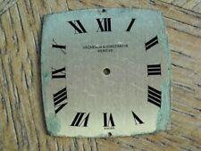 MDG Vintage VACHERON & CONSTANTIN DIAL for parts. N°3.