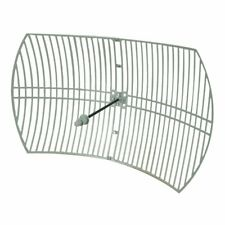 More details for 30dbi grid parabolic dish  long range antenna 5ghz band b and c n-type female