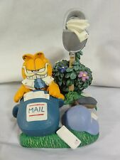 "Danbury Mint Garfield "" Return to Sender "" Very Detailed Figure"