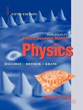 Physics by David Halliday, Kenneth S. Krane and Robert Resnick (2001,...