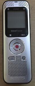 Philips DVT 2000 - Voice Recorder TRACER FULLY WORKING UK SELLER TESTED