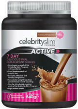 Celebrity Slim actif secouer 840g - Chocolat