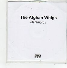 (FL833) The Afghan Whigs, Matamoros - 2014 DJ CD