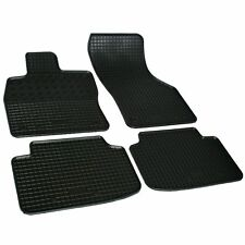 TAPIS CAOUTCHOUC SKODA OCTAVIA 3 BERLINE SW 11/2012-UP SOL SUR MESURE SPECIFIQUE