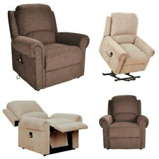 Tetbury electric riser recliner chair rise and recline lift mobility armchair
