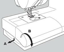 Electric SINGER 9985 Quantum Stylist Touch 960-Stitch Computerize Sewing Machine