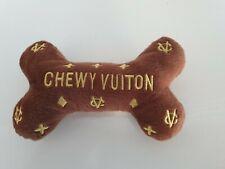 Squeaky Plush Dog Toy