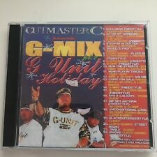 RARE! DJ Cutmaster C G-Unit Holiday NYC Hip Hop Mixtape MIX CD