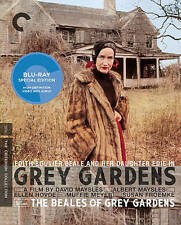 Grey Gardens (Criterion Collection) [Blu-ray], New DVDs