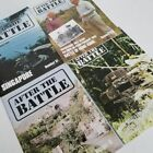 (4) AFTER THE BATTLE no. 18, 31, 46, 98 Classic WW2 THEN & NOW UK Publications