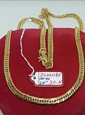 GoldNMore: 18K Gold Necklace Chain 30.4G 24 inches