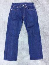 Vintage Levis Come Indigo Big E Redlines Jeans LVC Sample 29 X 30 Rare
