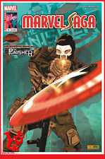 MARVEL SAGA 12 Avril 2016 PUNISHER LAST DAYS Panini Marvel # NEUF #