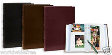 2 Pack Pioneer CLB-346 Bonded Leather Bi-Directional Photo Albums,Brown  CLB346