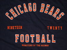 Official TEAM NFL Apparel Chicago BEARS FOOTBALL  T-Shirt NWT.sz.....  MEDIUM