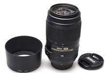 Nikon 55-300 mm F/4.5-5.6 AF-S VR DX G ED