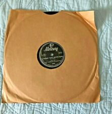 78 RPM Lonesome Truck Driver Blues/Idaho State Fair by Jack Day on Mercury Label
