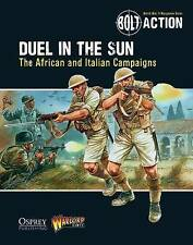 Bolt Action: Duel in the Sun: The African and Italian Campaigns by Warlord...