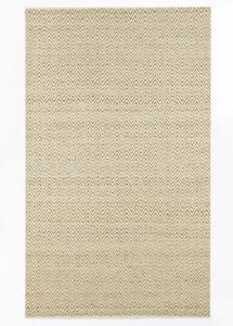 John Lewis JUTE CHENILLE HERRINGBONE Natural / Ivory Rug - 244 x 305cm