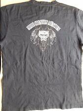 MCM Mode Creation Munchen Logo tiger black T-shirt apc helmut lang raf simons